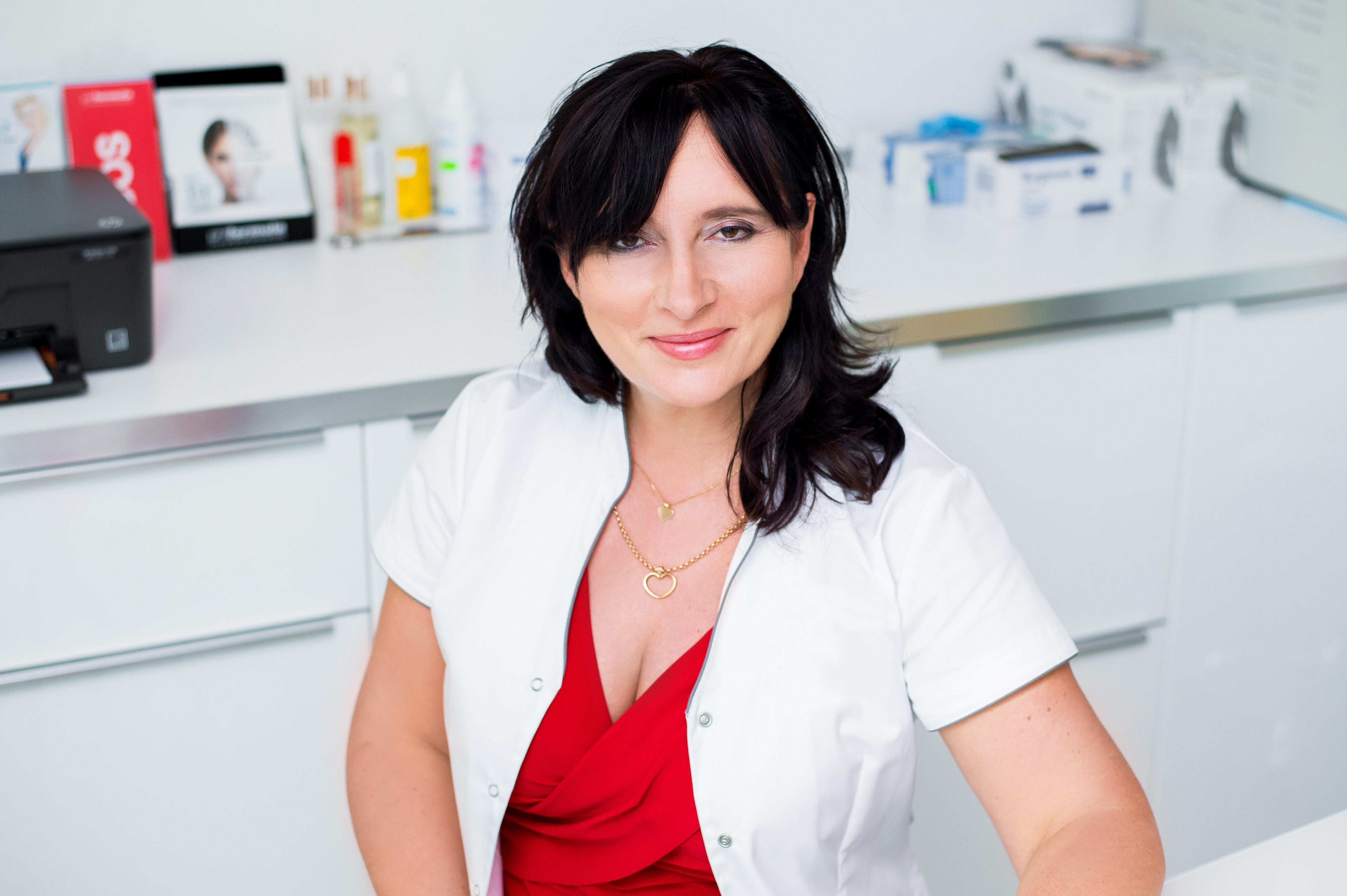 Ginekolog Barbara Blicharczyk